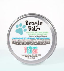 cremeFRESH Beagle Balm