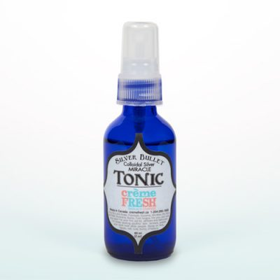 Colloidal Silver Tonic