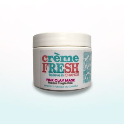 cremeFRESH Pink Clay Mask
