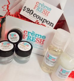 cremeFRESH Face Care Sample Kit