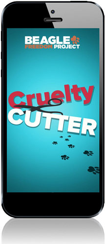 Cruelty Cutter Phone App