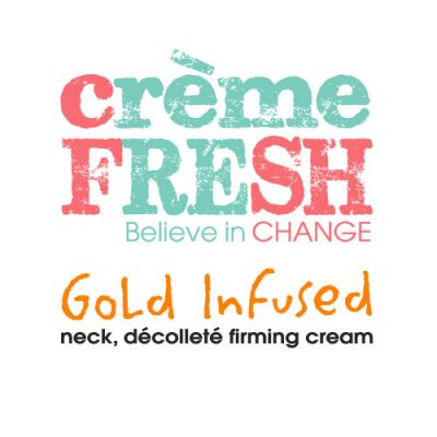 Gold Infused Neck, Décolleté, Firming Cream